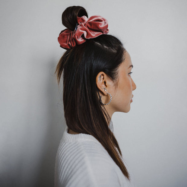 CINDY - XXL SCRUNCHIE & CO / Rose Dust