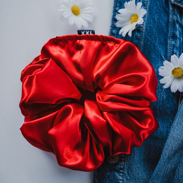 HANH - XXL SCRUNCHIE & CO / Red