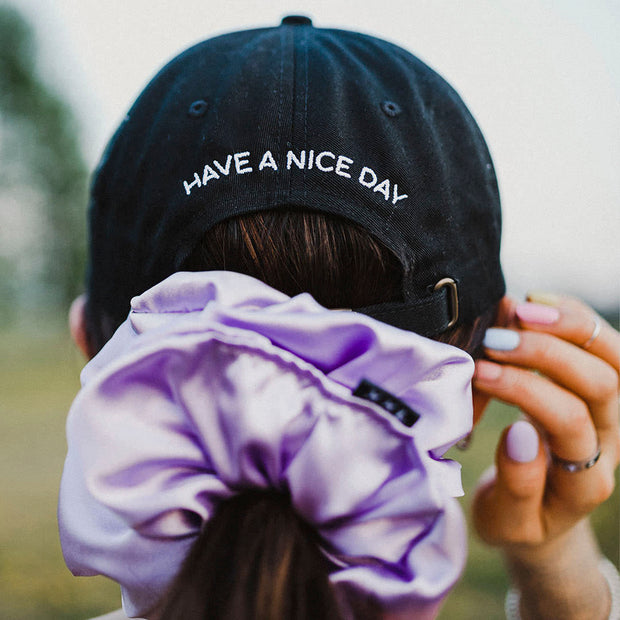XXL & CO HAVE A NICE DAY HAT - XXL Scrunchies