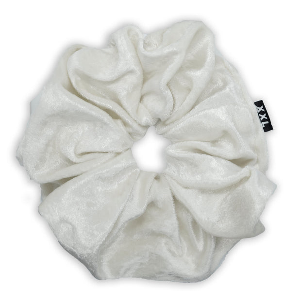 LILY - XXL SCRUNCHIE & CO / White