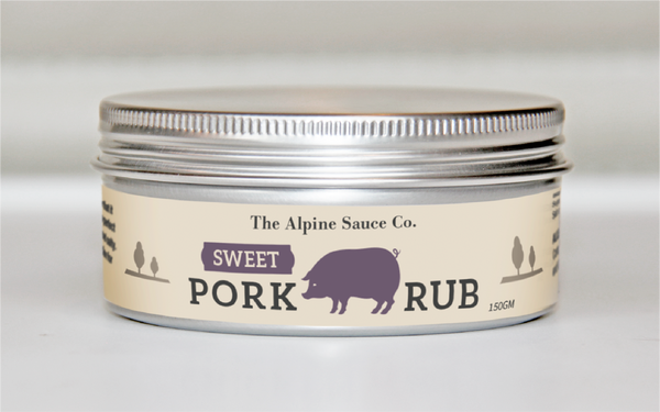 Sweet Pork Rub