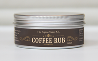 Coffee Rub 150gms