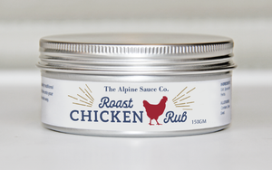 Roast Chicken Dry Rub 150gms