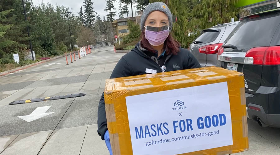 Compassionate Care: Masks For Good