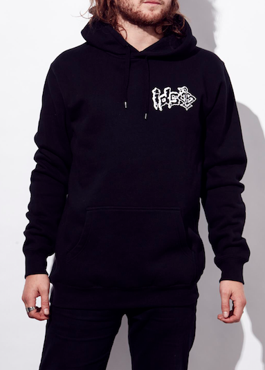 Come Out And Play Hoodie (Colours Available: Black)