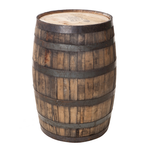 Reclaimed Solid Oak Wine Barrel for weddings and events