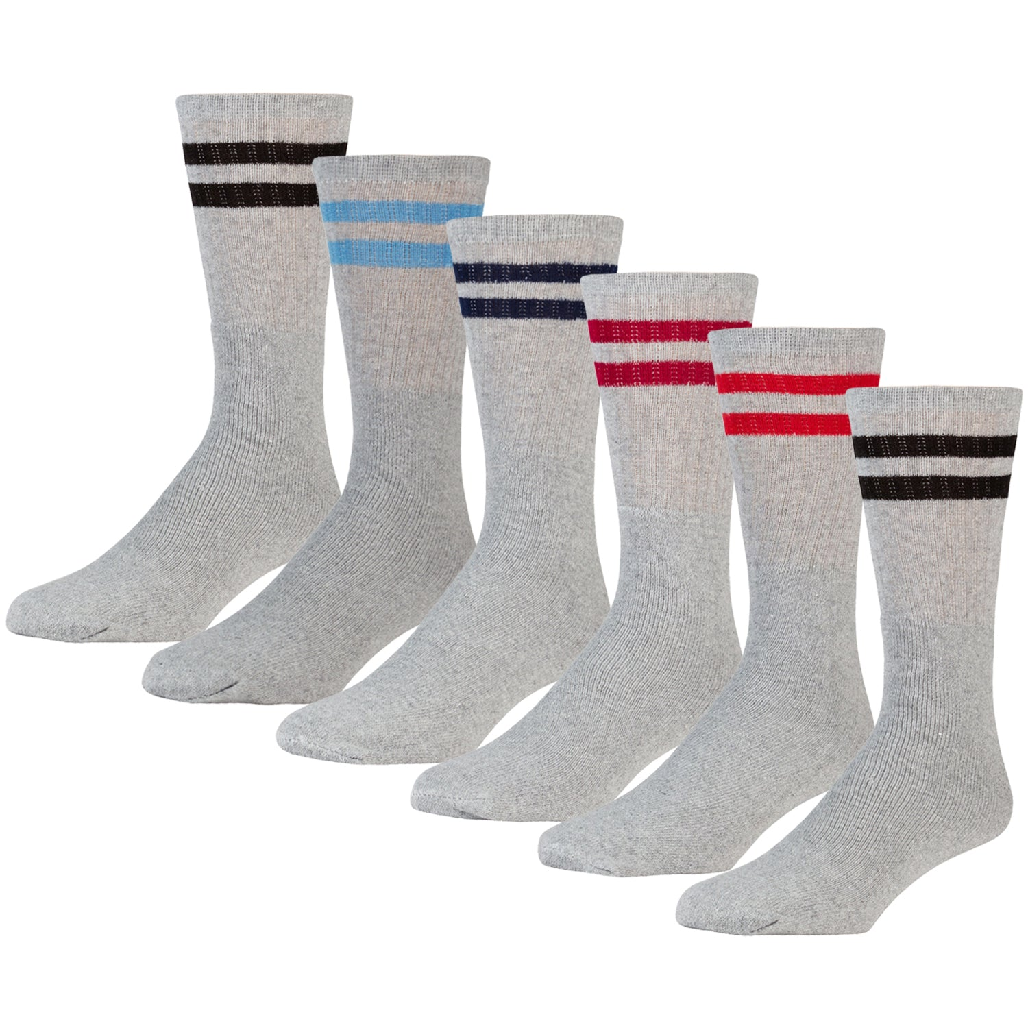 Men's & Women's Referee Style Cotton Sports Socks