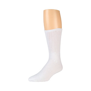 Men's Cotton Athletic Crew Sports Socks, Size 10-13