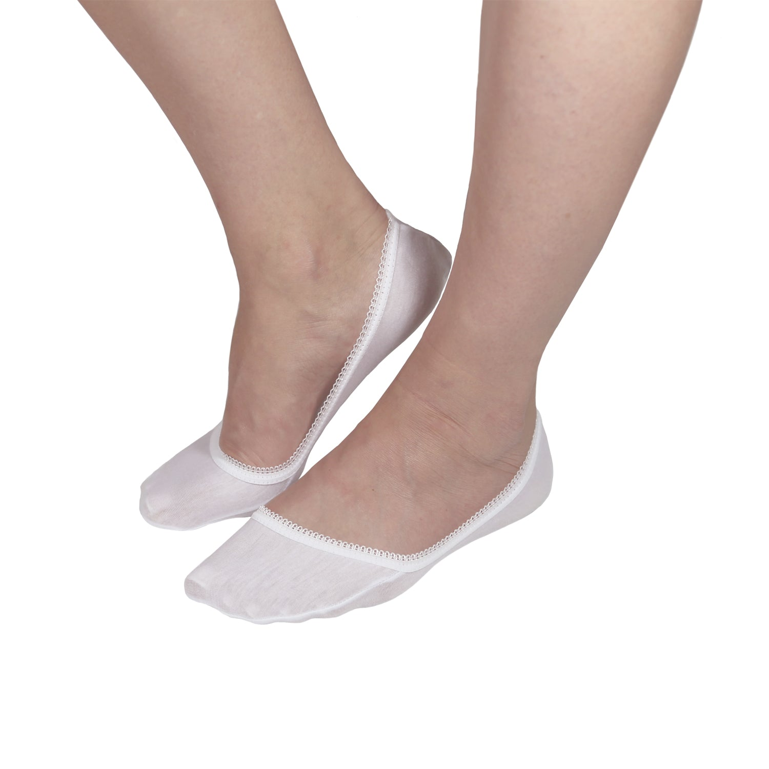 Women's Extra Low Cut Liner No Show Socks, Size 9-11