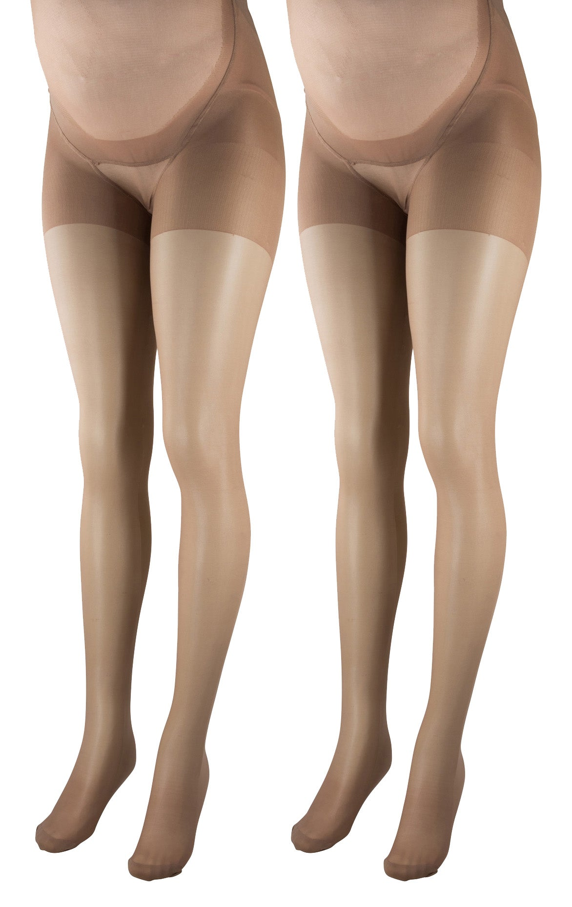 Microfiber Opaque Maternity Pantyhose Tights