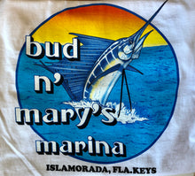 Load image into Gallery viewer, Classic Bud n' Mary's Sailfish T-shirt