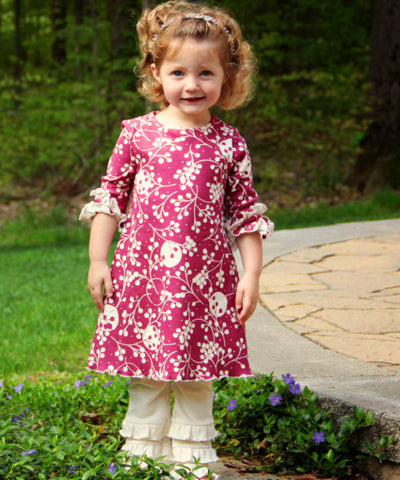 Twig berries dress