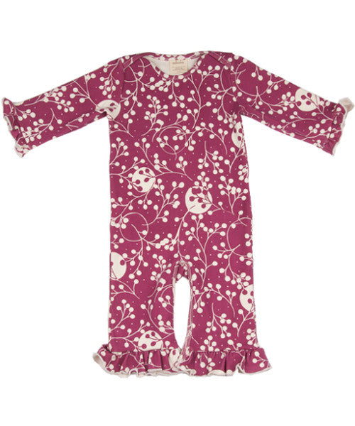 Twig berries romper
