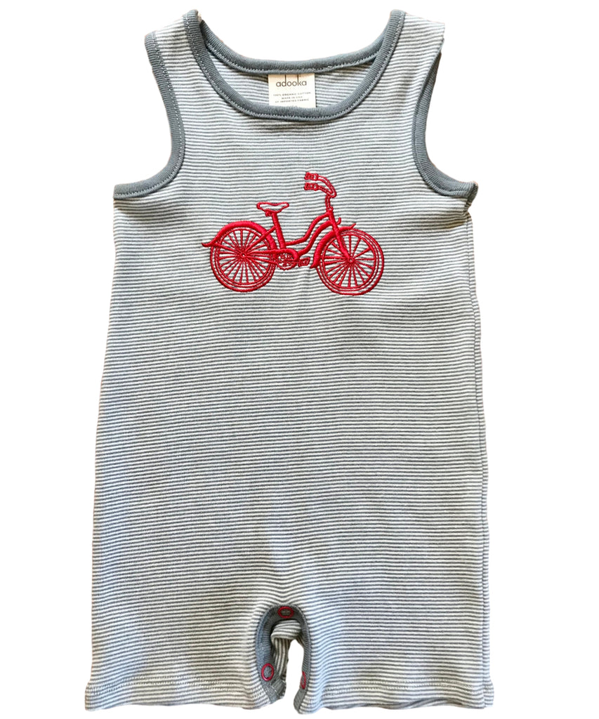 Bicycle tank romper