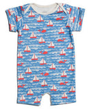 Sailboats romper