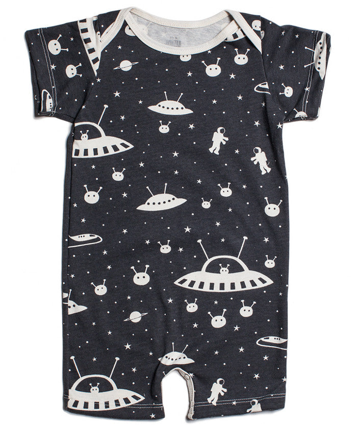 Outer space romper