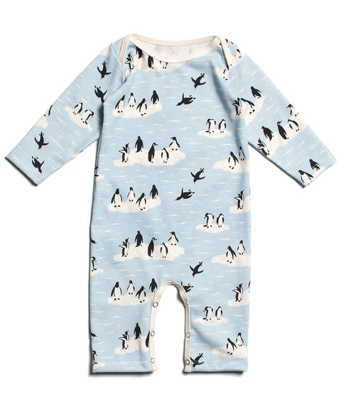 Penguins romper