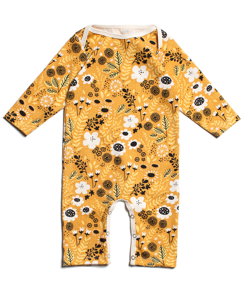 Wildflowers romper
