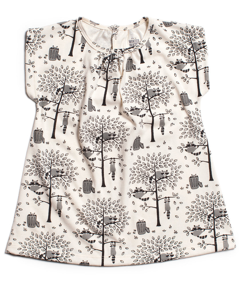 Organic Cotton Baby Dresses Joyfully Made In The Usa Two Crows