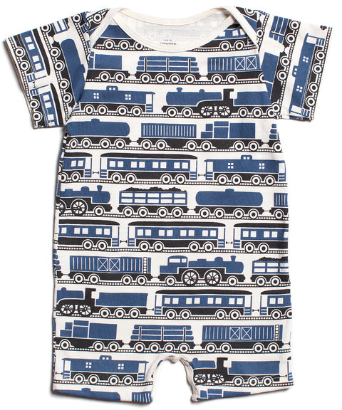 Trains romper