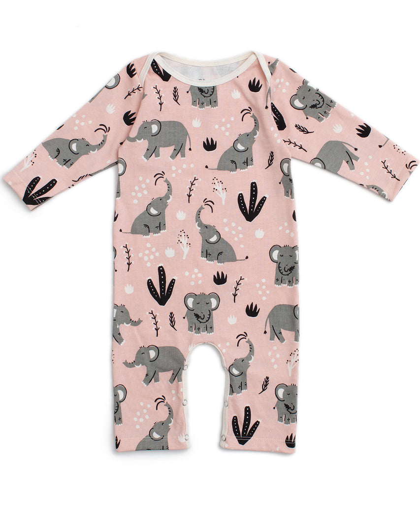 Elephants romper