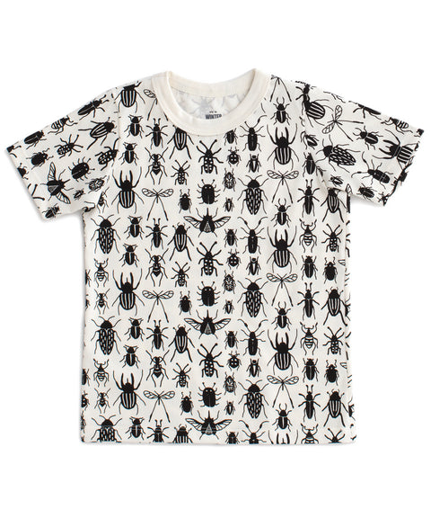 Bug collection tee