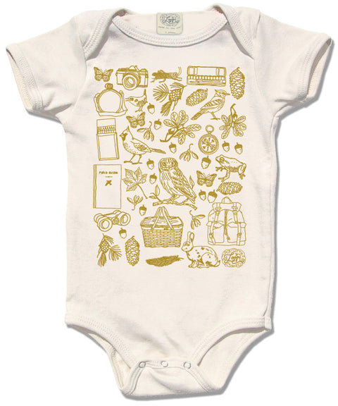 Birdwatcher bodysuit