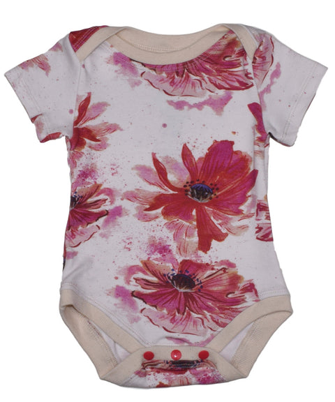 Poppies bodysuit