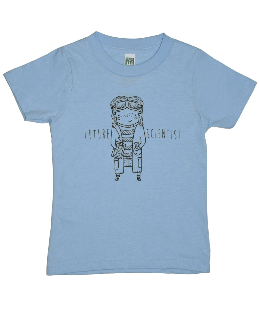 Future scientist tee
