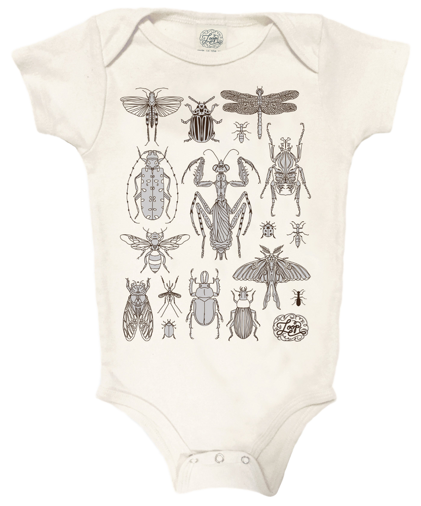 Insects bodysuit