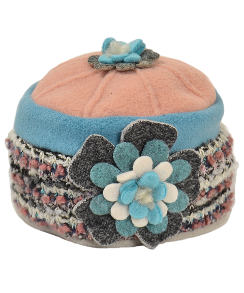 Vera hat by Tuff Kookooshka | Made in USA girls luxury hats