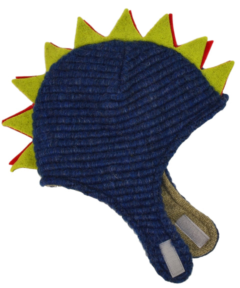 Boys spiky chin strap punk hat | Made in USA