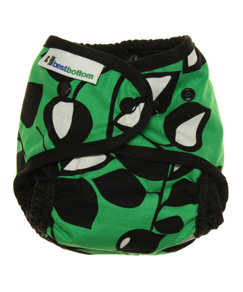 Bestbottom Cotton Cloth Diaper | Laughing Leaf