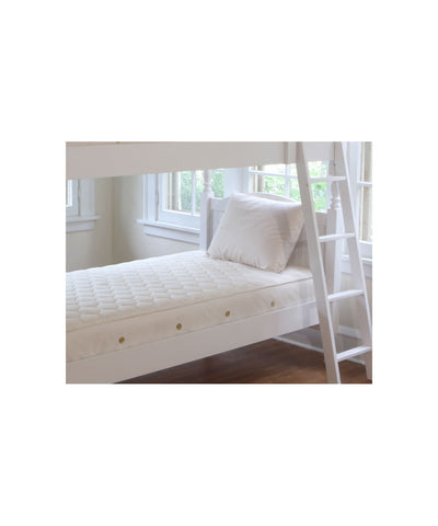2-in-1 organic ultra quilted mattress