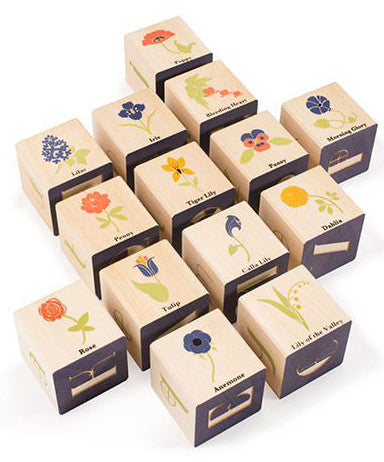 Flower blocks