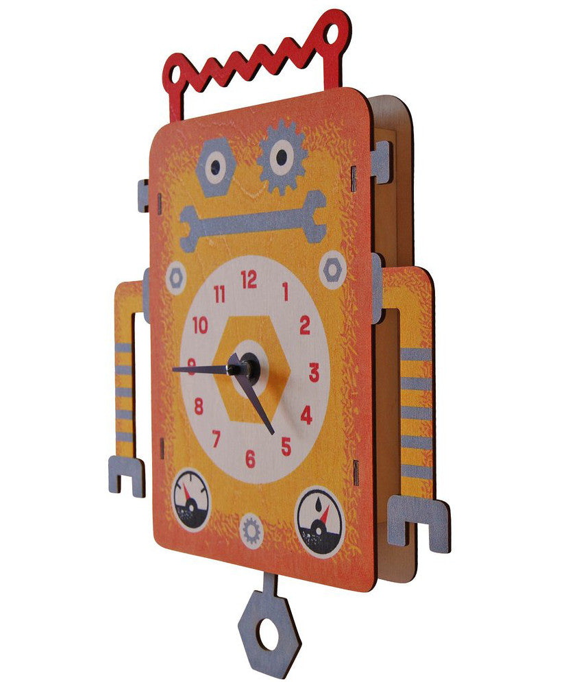 American made wooden clocks for childrens nursery rooms two wall clock made in usa images 1 2 3 amipublicfo Images