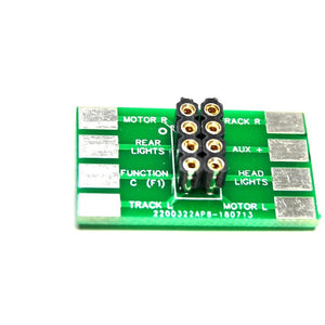 8 Pin Decoder Socket