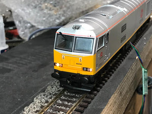 Class 60 LIMA Loco Lighting Upgrade