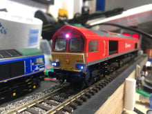Load image into Gallery viewer, Bachmann class 66 lighting upgrade