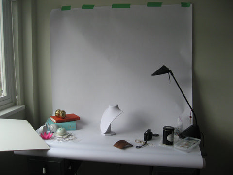 The Gillian Neal photo studio
