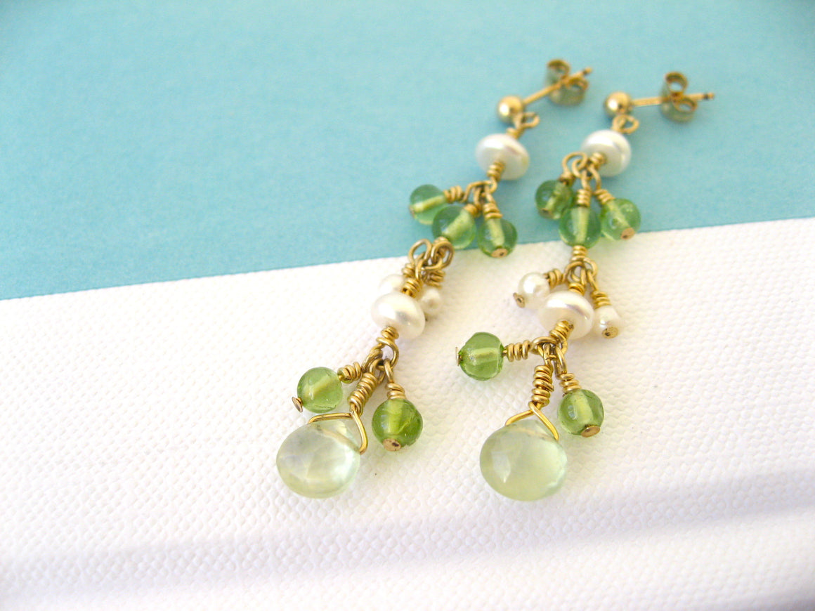 Lemonade Earrings