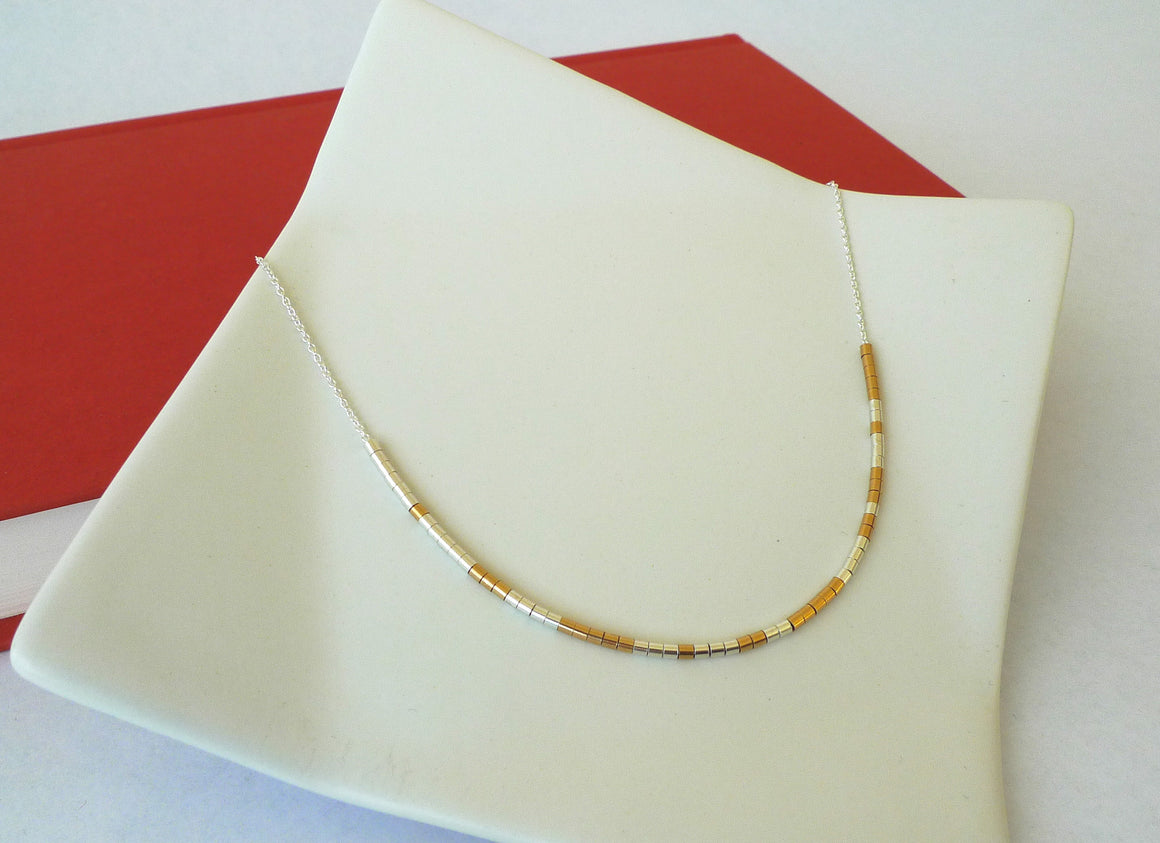 Minimalist Layering Necklace