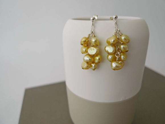 Sweet Corn Earrings