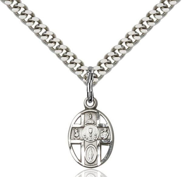 5-Way Chalice Cross, SS