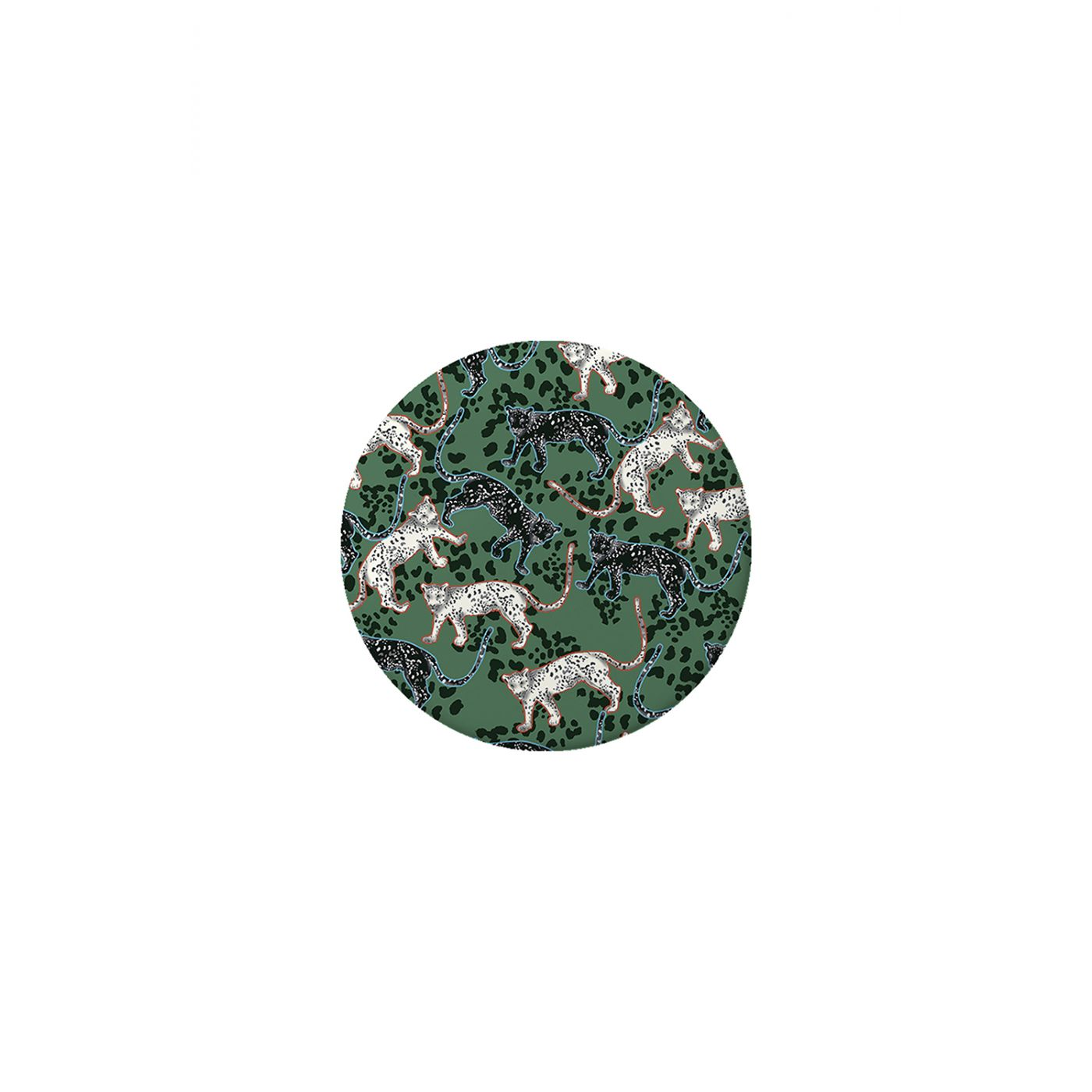RF X POPSOCKETS COLLAB Green Leopard, PopSockets