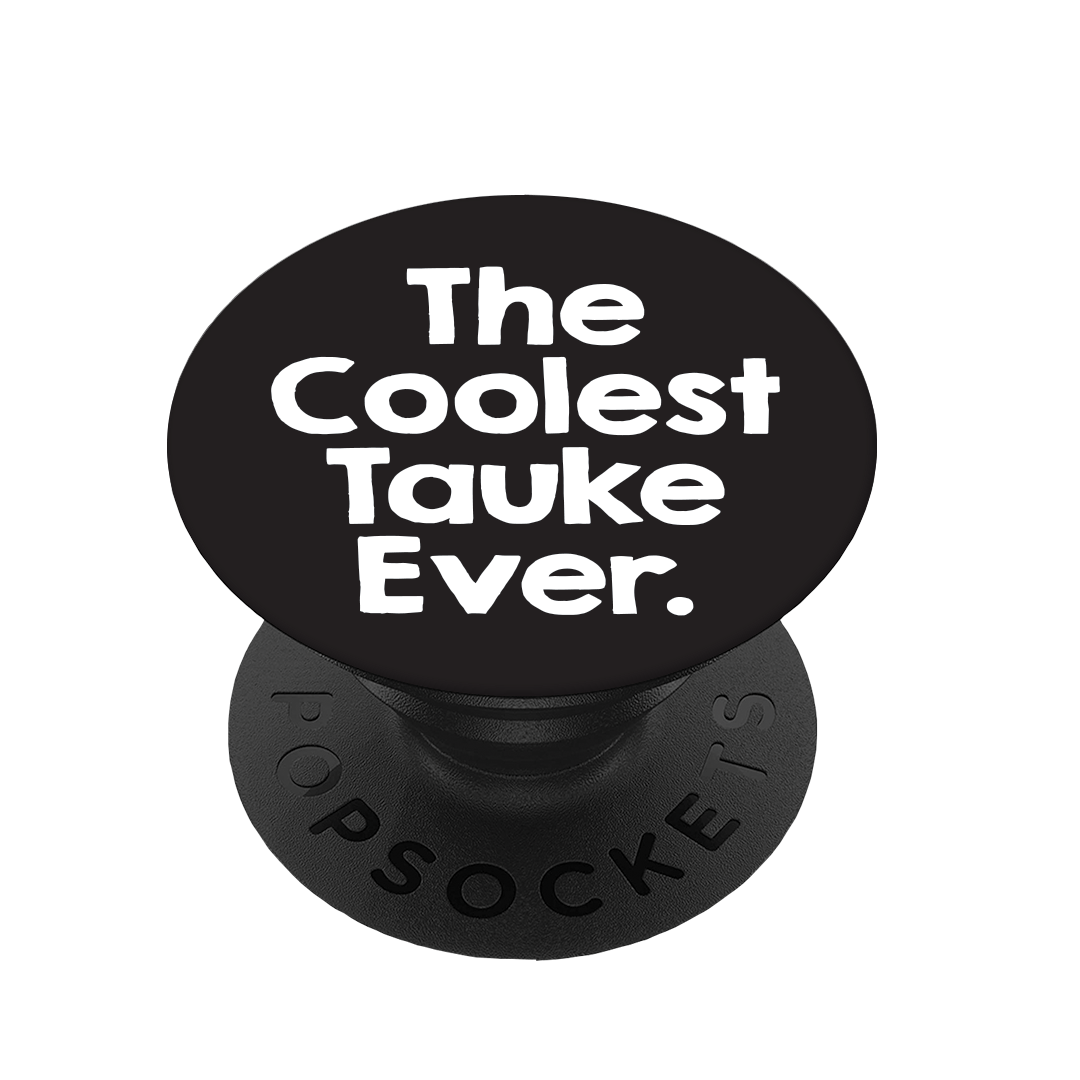 APOM The Coolest Tauke Ever, PopSockets