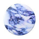 Cobalt Glow Marble, PopSockets