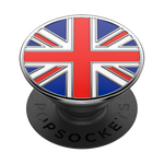 British Flag Enamel, PopSockets