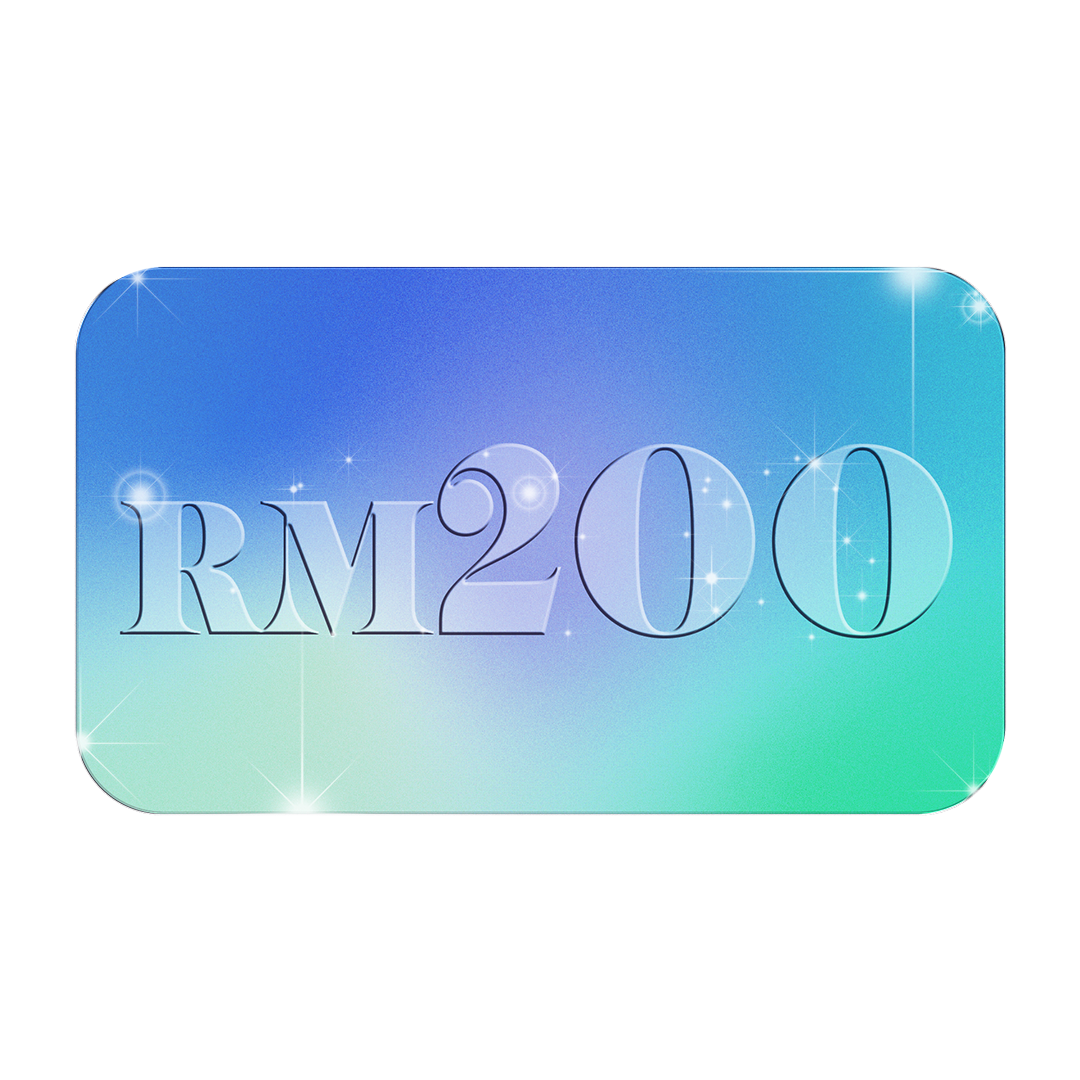 Gift Card RM 200, PopSockets