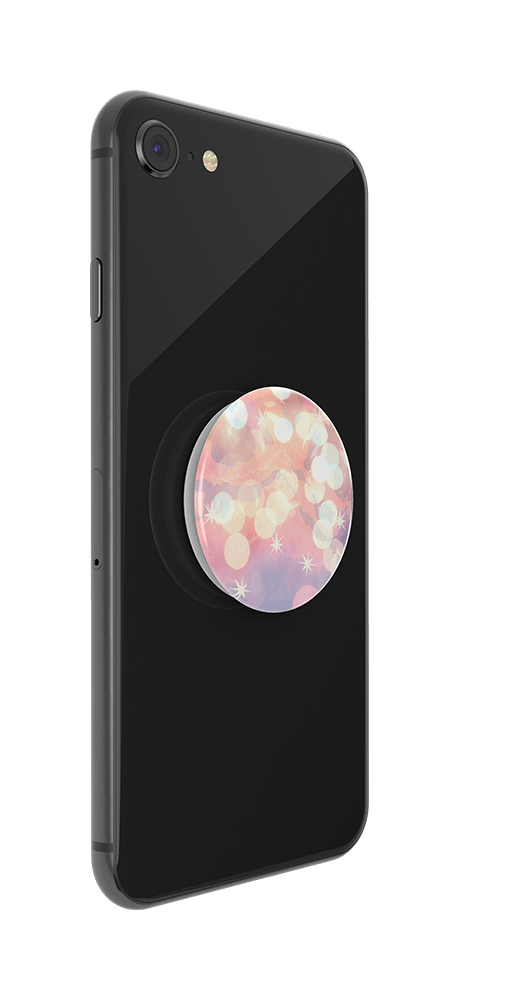 Glam Bokeh Gloss, PopSockets